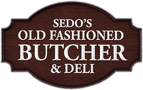 Logo - Sedo's Old Fashioned Butcher & Deli